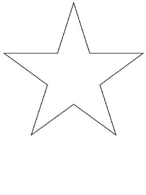 A Star - A Common Shape to Learn to Draw